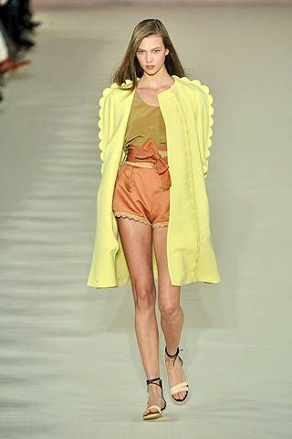 ChloÃ{{{copy}}} Spring 2009 Ready-to-wear Collections - 001
