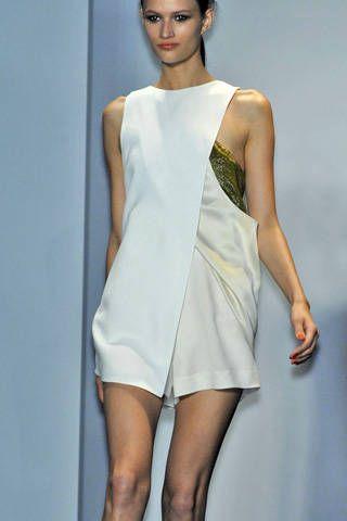 Vanessa Bruno Spring 2009 Ready-to-wear Detail - 001