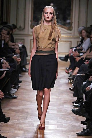 Miu Miu Spring 2009 Ready-to-wear Collections - 001