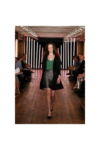 Clothing, Footwear, Human body, Outerwear, Style, Knee, Fashion, Jacket, Street fashion, Waist,
