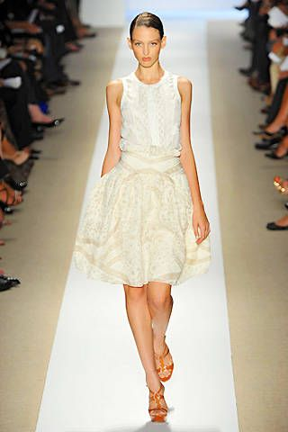 Badgley Mischka Spring 2009 Ready-to-wear Collections - 001