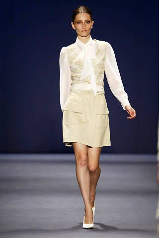Vivienne Tam Spring 2009 Ready-to-wear Collections - 001