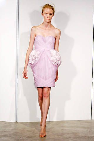 Marchesa Spring 2009 Ready-to-wear Collections - 001