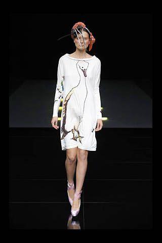 Junko Shimada Spring 2009 Ready&#45&#x3B;to&#45&#x3B;wear Collections &#45&#x3B; 001