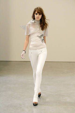 LWren Scott Spring 2009 Ready-to-wear Collections - 001
