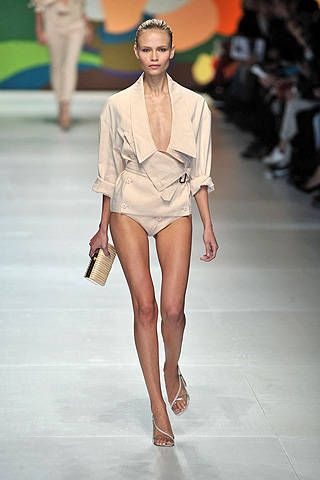 Stella McCartney Spring 2009 Ready-to-wear Collections - 001