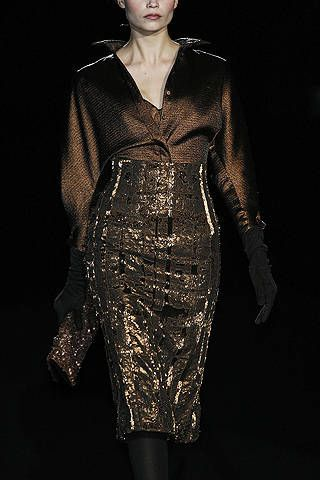 Fashion, Fashion model, Jacket, Runway, Fashion show, Haute couture, Leather, Fashion design, See-through clothing, Model,