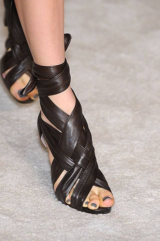 Human leg, Joint, Fashion, Leather, High heels, Fashion design, Ankle, Boot, Silver, Foot,