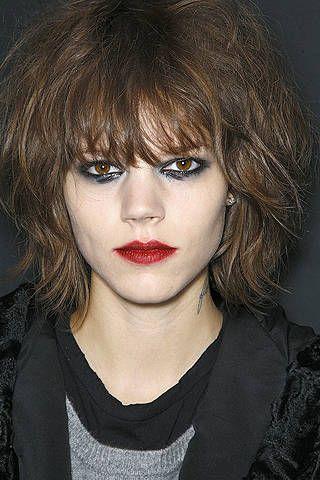 Face, Nose, Lip, Mouth, Hairstyle, Eye, Chin, Eyebrow, Eyelash, Style,