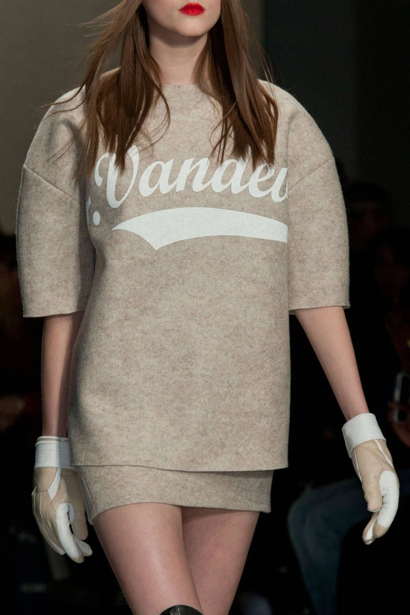 af vandevorst fall 2014 ready-to-wear photos