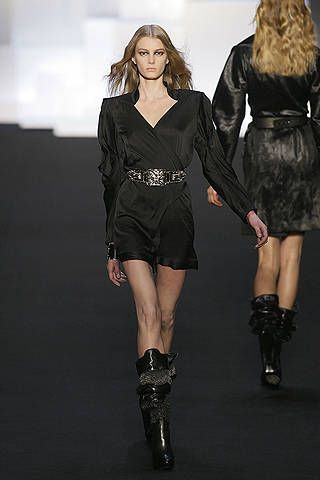 Clothing, Footwear, Leg, Hairstyle, Sleeve, Dress, Style, Thigh, Fashion model, Fashion,