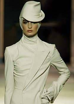 Jean Paul Gaultier Fall 2003 Haute Couture Detail 0001