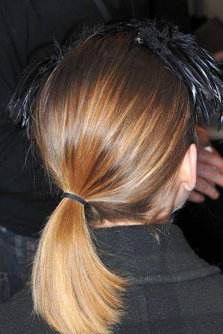 Hair, Brown, Hairstyle, Style, Brown hair, Fashion, Neck, Long hair, Blond, Hair coloring,