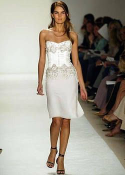Badgley Mischka Spring 2004 Ready-to-Wear Collections 0001