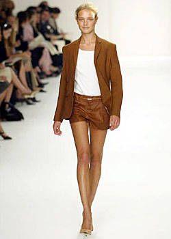 Calvin Klein Spring 2004 Ready-to-Wear Collections 0001