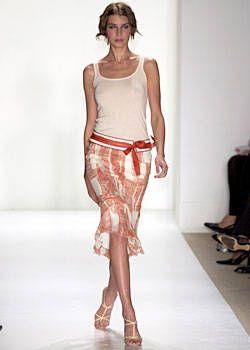 Carolina Herrera Spring 2004 Ready-to-Wear Collections 0001