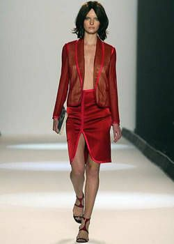 Catherine Malandrino Spring 2004 Ready-to-Wear Collections 0001