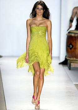 Carlos Miele Spring 2004 Ready-to-Wear Collections 0003
