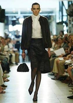 Ralph Rucci Fall 2003 Haute Couture Collections 0001