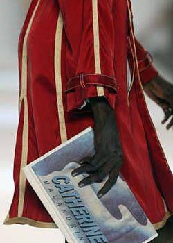 Catherine Malandrino Spring 2004 Ready-to-Wear Detail 0003