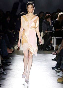 Zac Posen Spring 2004 Ready-to-Wear Collections 0001