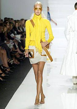 Michael Kors Spring 2004 Ready-to-Wear Collections 0002