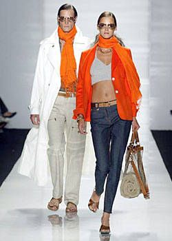 Michael Kors Spring 2004 Ready-to-Wear Collections 0001