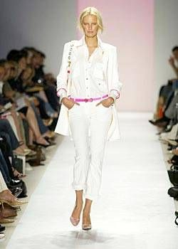 Matthew Williamson Spring 2004 Ready-to-Wear Collections 0001