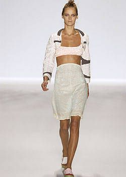 Custo Barcelona Spring 2004 Ready-to-Wear Collections 0001