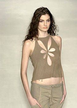 Ghost Spring 2004 Ready-to-Wear Collections 0001