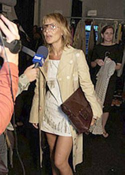 Custo Barcelona Spring 2004 Ready-to-Wear Backstage 0001