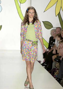 Nanette Lepore Spring 2004 Ready-to-Wear Collections 0001