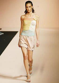 Sophia Kokosalaki Spring 2004 Ready-to-Wear Collections 0001