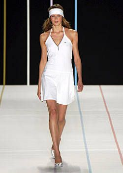 Lacoste Spring 2004 Ready-to-Wear Collections 0001