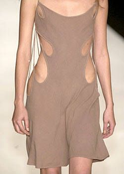 Ghost Spring 2004 Ready-to-Wear Detail 0003