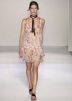 Nicole Farhi Spring 2004 Ready&#45&#x3B;to&#45&#x3B;Wear Collections 0001