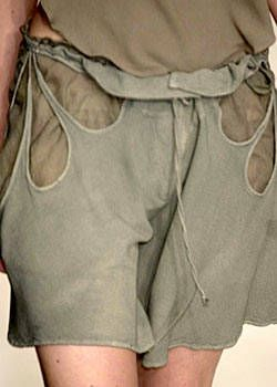 Ghost Spring 2004 Ready-to-Wear Detail 0001