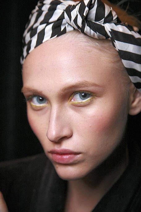 Lip, Cheek, Mouth, Skin, Chin, Forehead, Eyebrow, Eyelash, Style, Hair accessory,