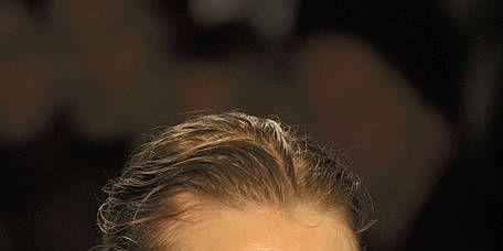 Ear, Lip, Hairstyle, Skin, Forehead, Shoulder, Eyebrow, Style, Eyelash, Beauty,