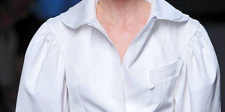 Collar, Sleeve, Dress shirt, Fashion, Button, Pocket, Suit trousers, Cuff, Fashion design, Fashion model,