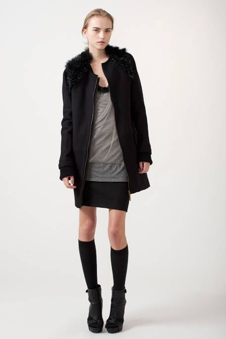 Clothing, Sleeve, Human body, Shoulder, Human leg, Textile, Joint, Outerwear, Standing, Jacket,
