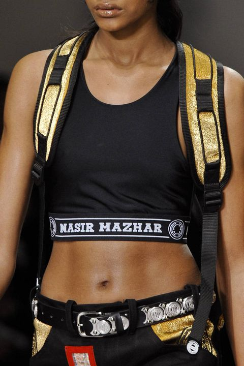 nasir mazhar fall 2014 ready-to-wear photos