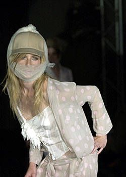 Katherine Hamnett Spring 2004 Ready-to-Wear Collections 0001