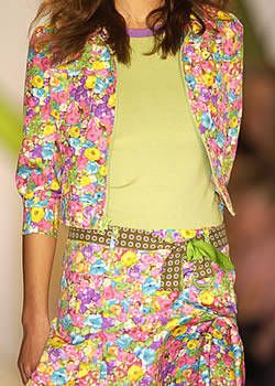 Nanette Lepore Spring 2004 Ready-to-Wear Detail 0001