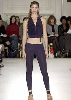 Miki Fukai Spring 2004 Ready-to-Wear Collections 0001