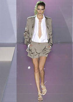 Cerruti Spring 2004 Ready-to-Wear Collections 0001