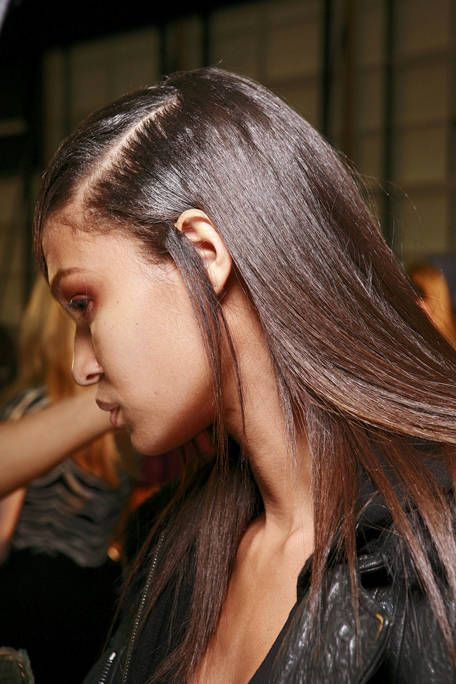 Hairstyle, Eyebrow, Style, Long hair, Organ, Beauty, Fashion, Eyelash, Black hair, Body piercing,
