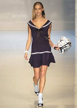 Blugirl Spring 2004 Ready-to-Wear Collections 0001