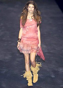 Anna Molinari Spring 2004 Ready-to-Wear Collections 0001