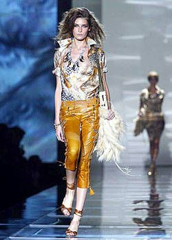 Roberto Cavalli Spring 2004 Ready-to-Wear Collections 0001